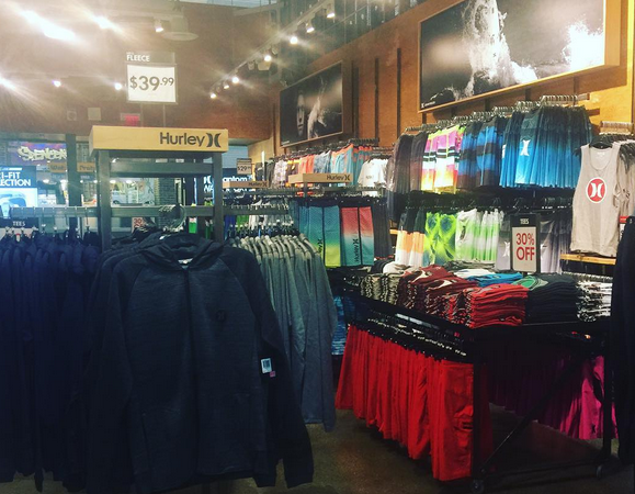 Hurley Store Pic
