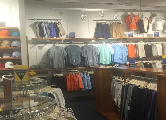 Nautica Store Pic