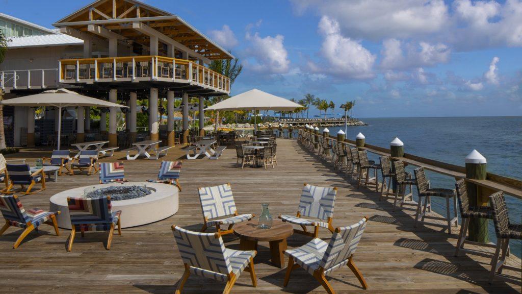 postcard inn pool deck
