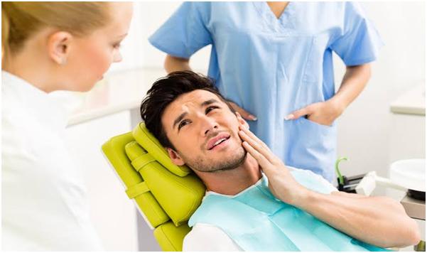 Underlying Dental Problems